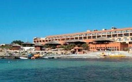 Hotel RAMLA BAY RESORT, Malta, letecky, snídaně