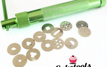 Caketools - extrudér šroubovací na modelovací hmotu