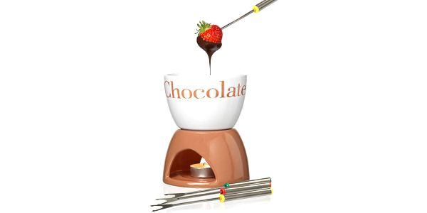 Ritzenhoff&Breker Čokoládové fondue 6-dílná
