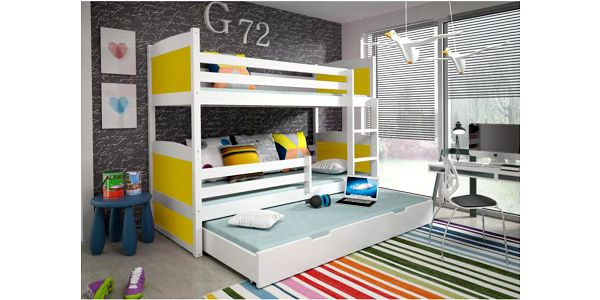 Dvoupatrová postel Elisia 2