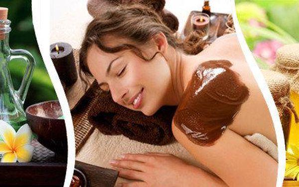 Medová, čokoládová nebo holistická masáž