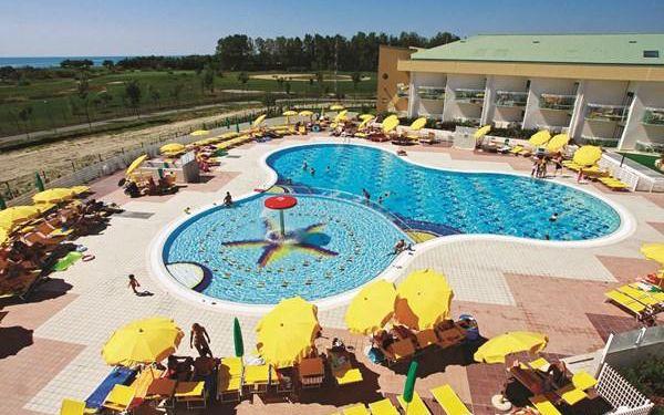 Hotel MAREGOLF, Severní Jadran, Itálie, snídaně