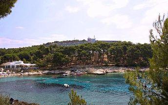 Hotel AURORA, Ostrovy sev.Jadranu, Chorvatsko, polopenze