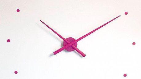 Nepřehlédnutelné nástěnné hodiny Nomon OJ