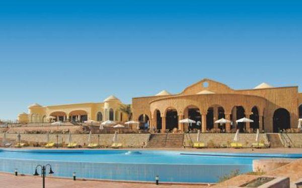 Egypt, oblast Hurghada, doprava letecky, all Inclusive, ubytování v 4,5* hotelu na 11 dní