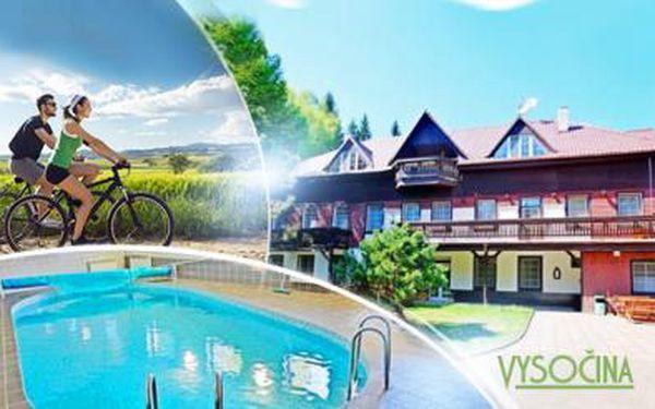 Hotel Lesní Zátiší! Prodloužené 4denní květnové sváteční pobytové balíčky s výhodami!