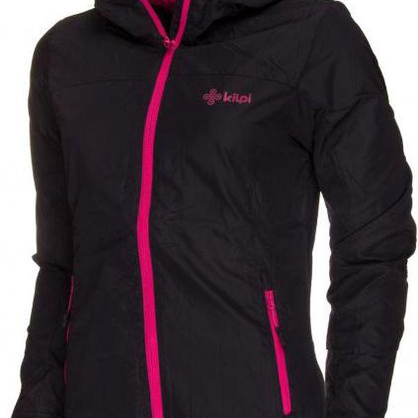 Extra lehká dámská outdoorová bunda Kilpi Foresta Black