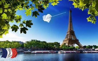 Zájezd do Paříže, Versailles a Remeše včetně ubytování