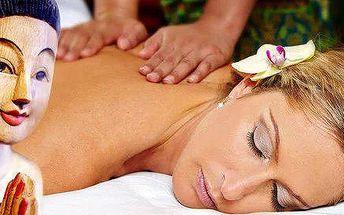 Luxusní relaxace 80 minut - výběr ze 7…
