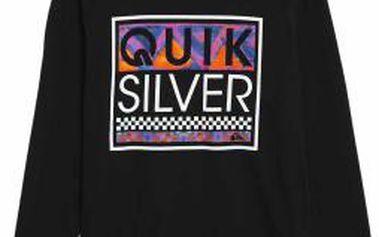 Dětské tričko s dlouhým rukávem128-170cm Quiksilver