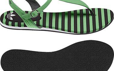 Pablina W Zelené/Černé, černá, 39,5