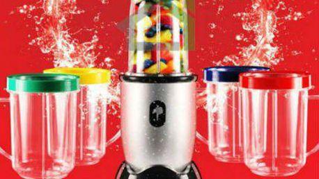 Žijte zdravě! Smoothie mixér pro přípravu zdravých nápojů a pokrmů