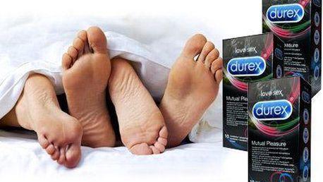 Prožijte jaro plné vášně s balíčky kondomů za super cenu!