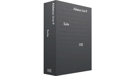 Ableton Suite 9 UP z Intro 9