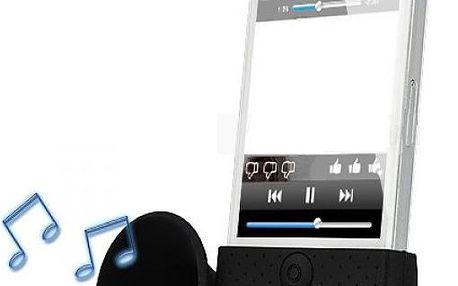 Stojánek se zesilovačem Horn Stand pro Váš iPhone!