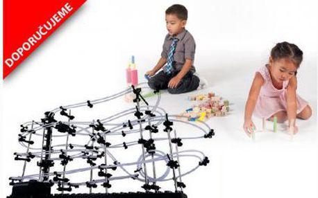 Stavebnice SPACERAIL level 6 jen za 959 Kč! Vhodné pro pokročilé uživatele, děti i dospělé. Skvělá zábava pro celou rodinu.