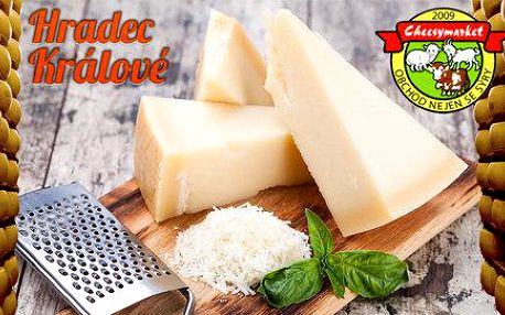 500 g italského sýru Parmigiano Reggiano