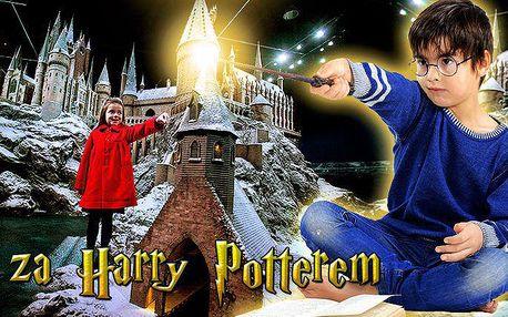 3denní zájezd do Londýna za Harry Potterem pro 1 osobu