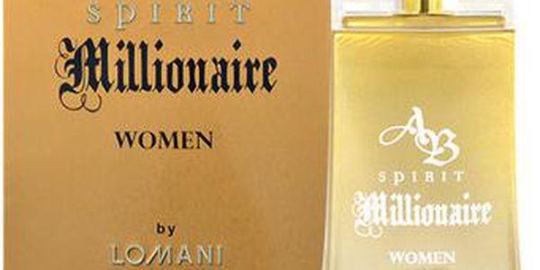 Parfémovaná voda Lomani AB Spirit Millionaire 100ml EDP W