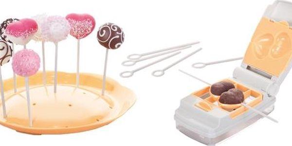 Tescoma tvořítka na cake pops DELÍCIA, 6 tvarů
