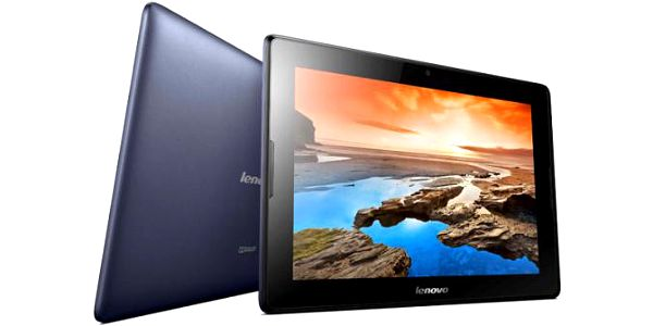 Dotykový tablet Lenovo IdeaTab A10-70 modrý