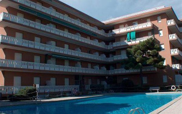 Itálie, oblast Lignano, doprava vlastní, bez stravy, ubytování v 3* hotelu na 8 dní