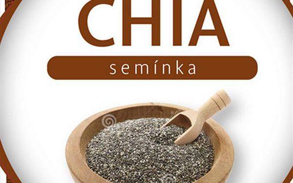 Chia semínka 500g AWA superfoods