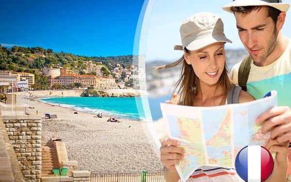 Kouzlo Provence na 5 dní s ubytováním ve francouzském stylu