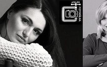 Portrétní fotky od profesionální fotografky