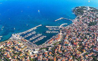 8denní rodinná dovolená v Chorvatsku až s 2 dětmi