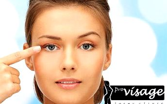 Neinvazivní lifting očních víček bez skalpelu