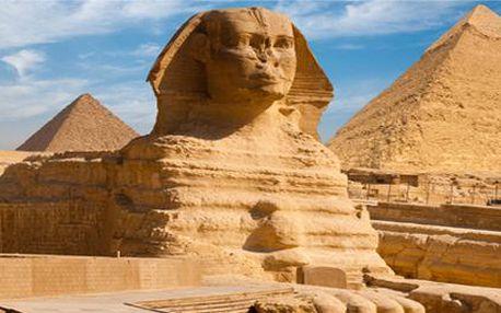 Navštivte zemí pyramid a faraonů. Týdenní dovolená v luxusním resortu Happy Life v letovisku Marsa Alam s all inclusive. Termín 14.5.-21.5.2015