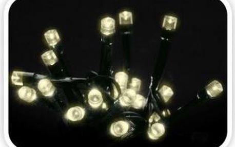 Vánoční světelný řetěz venkovní, 240 LED, žlutá barva ProGarden KO-AX8205540