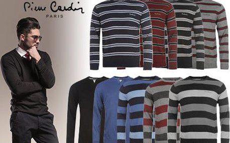 Pánské svetry Pierre Cardin - elegance a styl v jednom