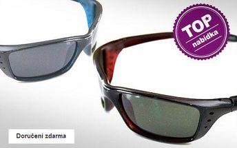 Sluneční polarizační brýle pro ženy a muže
