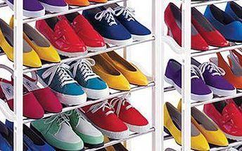 Praktický botník až na 30 párů bot: Ušetří prostor ve vaší domácnosti!