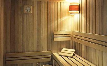 Až 8 dní v Krkonoších s finskou saunou zdarma