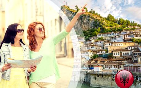 Albánie, divoká kráska Balkánu - zájezd na 6 dní