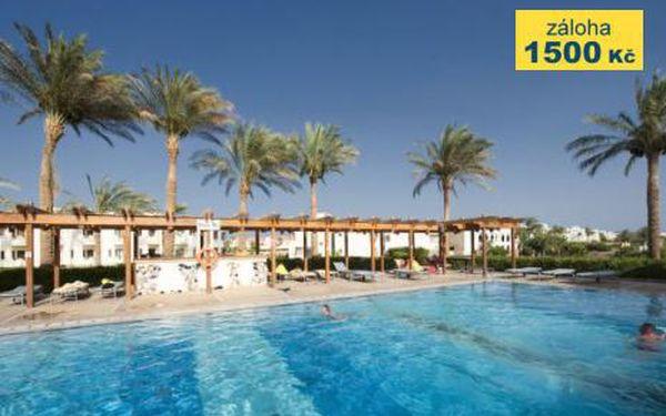 Egypt, oblast Sharm El Sheikh, doprava letecky, all Inclusive, ubytování v 4* hotelu na 8 dní