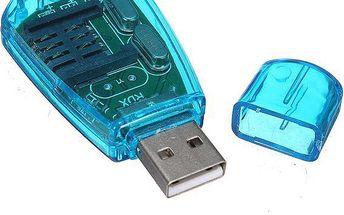 USB čtečka SIM karet