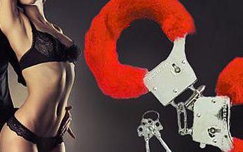 Erotická pouta – 2 kusy: Dopřejte si vášeň ve stylu Padesáti odstínů šedi!