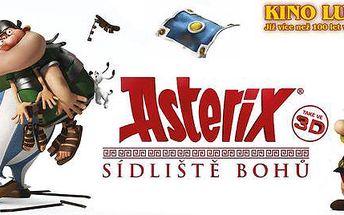 Lístky na film Asterix: Sídliště bohů 3D