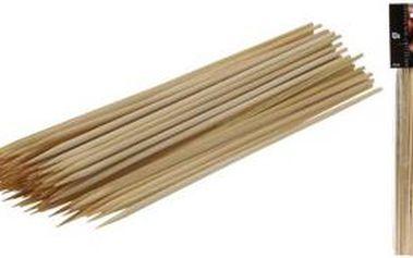 Špejle na ražničí 25 cm, 100 ks, bambus ProGarden KO-Y64250010