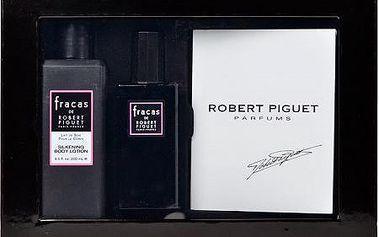 Robert Piguet Fracas EDP dárková sada W - Edp 100ml + 200ml tělové mléko