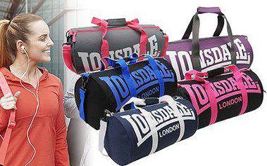 Sportovní tašky Lonsdale včetně doručení