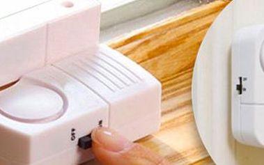 Domácí alarm na dveře a okna: ochraňte svou rodinu i majetek!