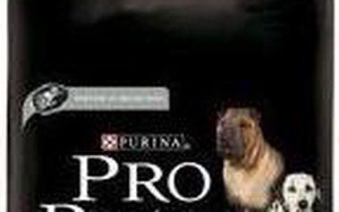 Granulované krmivo pro citlivější psy starších plemen Purina Pro Plan Dog Senior Sensitive Salmon 14 kg + 3 kg Zdarma
