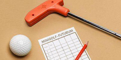 Minigolf Futurum