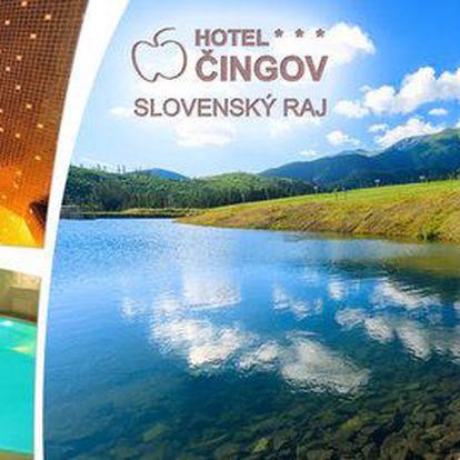 3 až 4denní wellness pobyt pro 2 na Slovensku