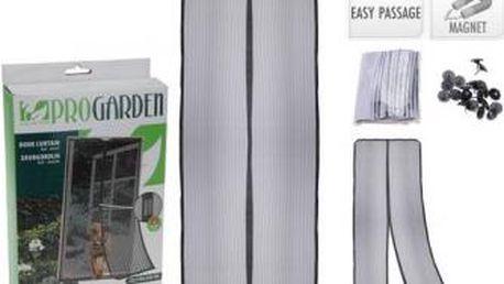 Síť do dveří proti hmyzu s magnetickým uzávěrem ProGarden KO-CY5900220